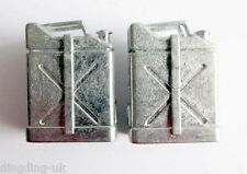 Mato Metal  German Jerry Can x 2 pieces Tiger 1 RC Tank 1:16 UK