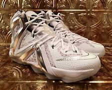 Nike Lebron XII 12 Elite x Pigalle (806951-100) Men's Size 8