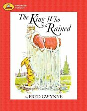The King Who Rained (pb) by Fred Gwynne about sound alike words
