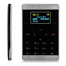 World's Ultra Slim Credit Card Size  Smallest GSM touch Mobile Phone!!! AIEK M3