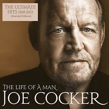 JOE COCKER - THE LIFE OF A MAN: THE ULTIMATE HITS 1968-2013  2 VINYL LP NEW+