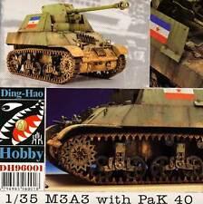 Club AFV M3A3 con Pak 40 Yugoslavo 1:35 modelo equipo de construcción PUNTA