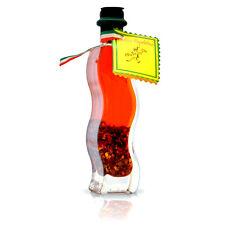 Olio aromatizzato al Peperoncino frantumato