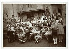 Photographie enfant musicien à Dieulefit Violoniste  écolier violon 1933 Drôme