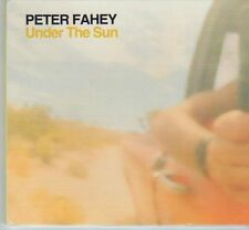 (DX450) Peter Fahey, Under The Sun - 2011 sealed CD