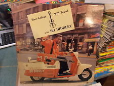 BO DIDDLEY HAVE GUITAR WILL TRAVEL 1984 LP VINILE