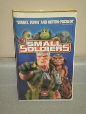 VHS MOVIE- SMALL SOLDIERS- USED- L50