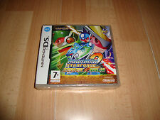 MEGAMAN STARFORCE 2 ZERKER X NINJA BY CAPCOM FOR NINTENDO DS NEW FACTORY SEALED