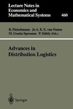 Advances in Distribution Logistics (Lecture Notes in Economics and Mathematical