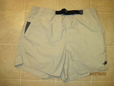 The North Face Men's Size Large Nylon Shorts Hiking Fishing Outdoors