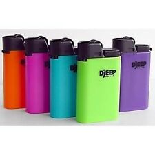 Hot Body Djeep Lighters Set of 4ct Best Lighter, Up to 4000 Light up Guaranteed
