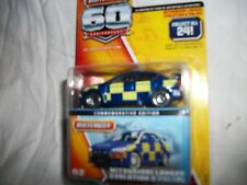 MATCHBOX MITSUBISHI LANCER EVOLUTION X POLICE #02