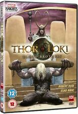 Marvel Knights: Thor And Loki - Blood Brothers - DVD NEW & SEALED