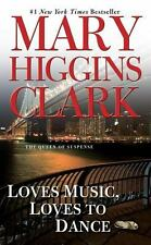 BUY 2 GET 1 Loves Music, Loves to Dance by Mary Higgins Clark (1992, Paperback)