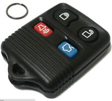 Car Remote Key Fob Case 4 Button Shell W Chip Fit For Ford Escape 315HZ 433MHZ
