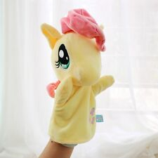 my little pony Fluttershy plush hand puppet cute play game toy new 1pc