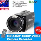 """24MP Buyee HD 1080P Digital Video Recorder Camera 3.0"""" LCD Touchscreen Camcorder"""