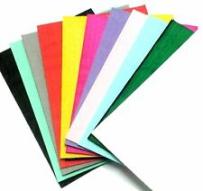 12-pack Honeycomb Paper for Pop-up Cards & Crafts (7 X 9.5 In., Assorted Colors)