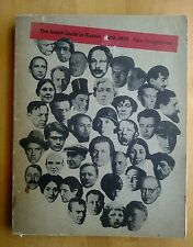 The Avant-Garde in Russia 1910-1930 New Prospective In English 1980