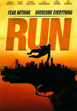 Run DVD William Moseley Parkour New York City Eric Roberts + Making Of New