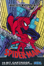 ## SEGA Mega Drive - Spider-Man (AU-Version) - TOP / MD Spiel ##