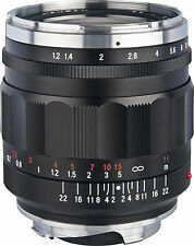 VOIGTLANDER NOKTON 35MM F1.2 II LENS FOR LEICA M EU STOCK NEW 35