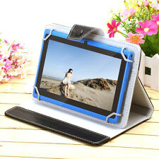 "iRULU Blue Tablet PC New 7"" 8GB Google Play Android 4.4 Quad Core WIFI HD Screen"