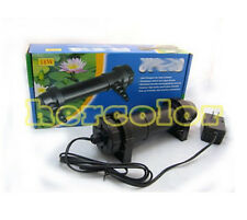 Aquarium Pond Tank Fish Tank Sterilizer UV Lamp Light Clarifier 220-240V 18W