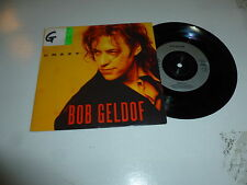 "BOB GELDOF - Crazy - 1994 UK 2-track 7"" Vinyl Single"