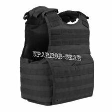 MOLLE Exo Plate Carrier Vest Chest Rig for SPEAR/BALC L/XL BLACK (CONDOR XPC)