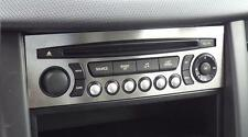 PLAQUE RADIO PEUGEOT 207 CC RC SW QK TURBO SERIE 64 NICE ACTIVE PREMIUM ACCESS