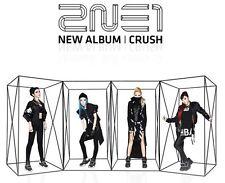 2NE1 [ CRUSH ] OFFICIAL POSTER - Poster in Tube