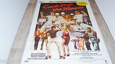 CAN'T STOP THE MUSIC village people ! affiche cinema musique disco 1980