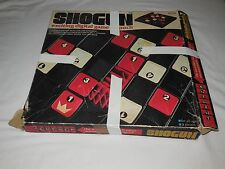 Vintage Shogun Exciting Digital Board Game By Epoch, Strategy Luck & Suspense