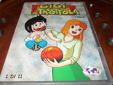 Gigi la Trottola 1 Mondo Home Entertainment  Dvd ..... Nuovo