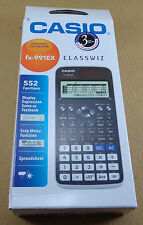 CASIO SCIENTIFIC CALCULATOR-FX991EX