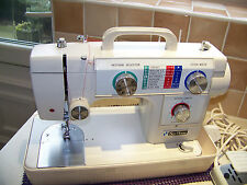 QUALITY JAPAN MULTISTITCH JANOME NEWHOME SEMI INDUSTRIAL SEWING MACHINE,SERVICED