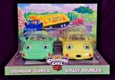 Chevron Car Bailey Bumper and Brandon Bouncer  fromThe Collection New in Package