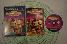 Super monkey ball adventure ps2 pal