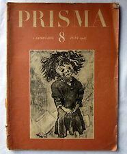 Zeitschrift (s) - PRISMA - 1. Jahrgang - Heft 8 - Juni 1947
