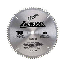 Milwaukee 48-40-4166 10-Inch 80-Carbide Teeth Regular Kerf Circular Saw Blade