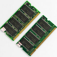 1GB (2x512MB) 512MB PC2100 DDR266 266MHZ 200PIN SO-DIMM laptop Notebook memory