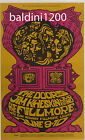 THE DOORS - JIM MORRISON - RARE 1967 QUALITY CONCERT POSTER - LOOKS GREAT FRAMED
