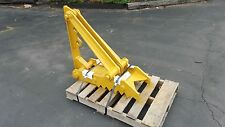"New 12"" x 35"" Heavy Duty Mechanical Thumb for Backhoes"