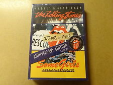 3 MUSIC DVD BOX / THE ROLLING STONES: LADIES & GENTLEMEN, IN EXILE, .. (NEW)