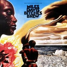 MILES DAVIS - BITCHES BREW 2 CD  7 TRACKS JAZZ   NEU