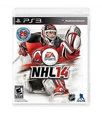 NHL 14 (Sony PlayStation 3, 2013) New Sealed