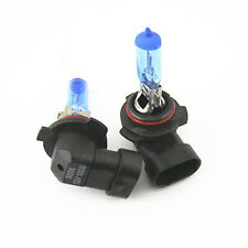 9006 5900K 100W 12V XENON HID HALOGEN HEADLIGHT BULBS SUPER WHITE