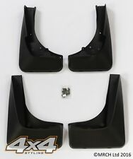 BMW X5 E70 2007 - 2013 Mud Flaps Mud Guards set of 4 front and rear