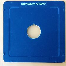 Omega View lens board #0